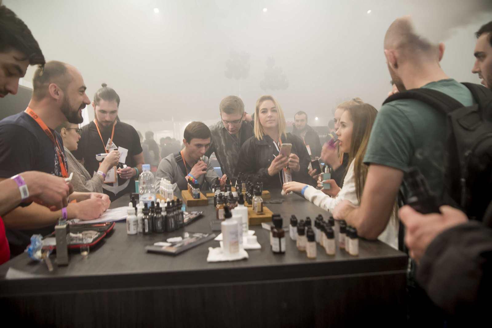 Вейпы и жидкости для электронных сигарет в Уфе