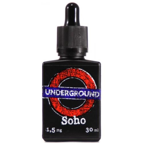Жидкость Underground (30 мл)