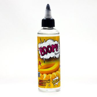 Жидкость BOOM 120 мл