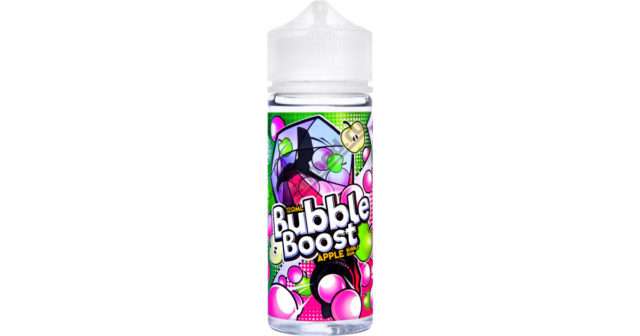 Жидкость Bubble Boost  120 мл